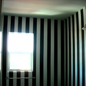 Painted Stripes (Not Wall Covering)